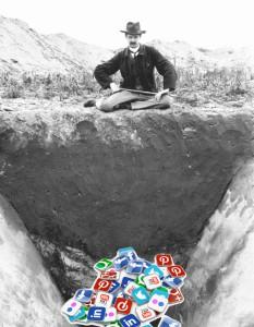 Original: Ausgrabungen Haltern am See. Quelle: LWL-Archäologie für Westfalen